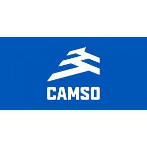 Camso New hub cap blue