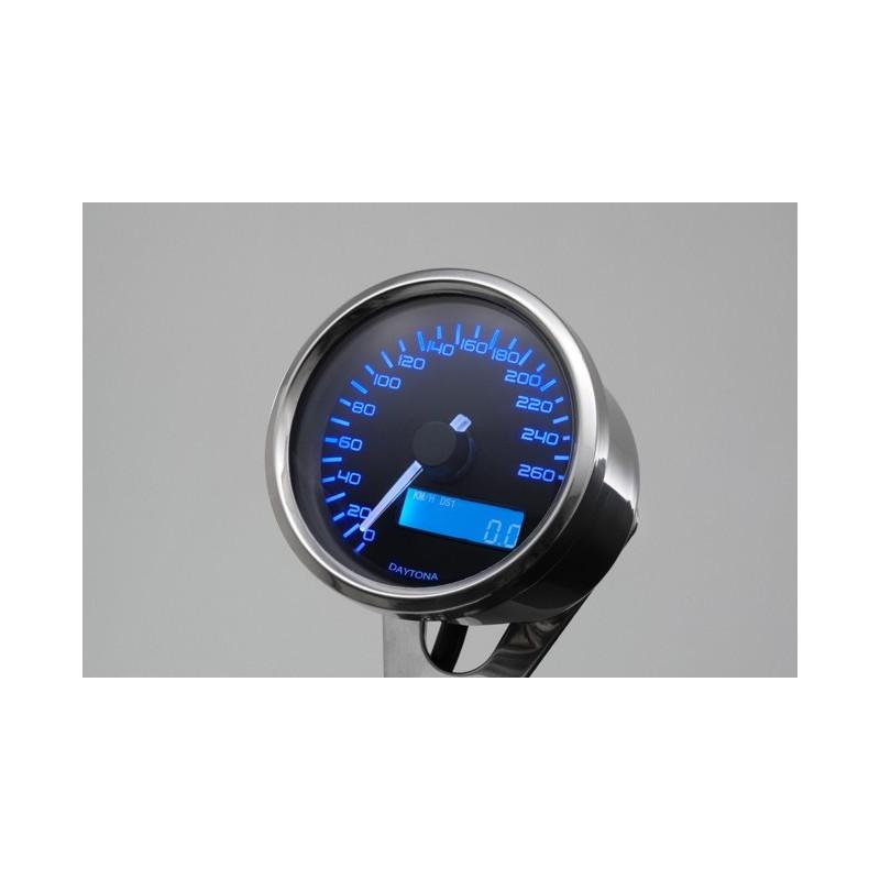 Velona Speedometer 260km h 60mm