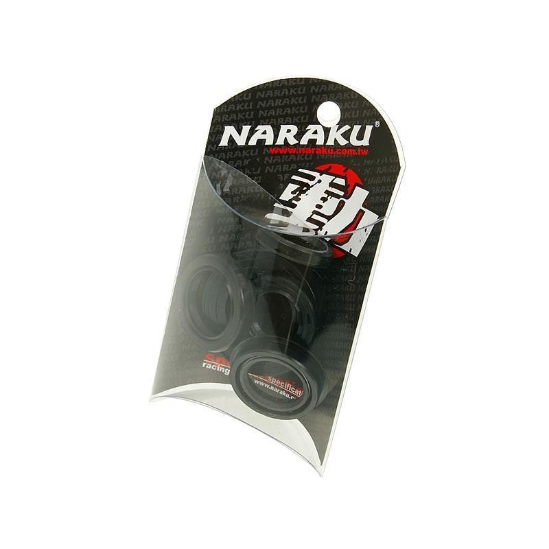 Naraku Oil seal set, Minarelli Horizontal Vertical AC LC