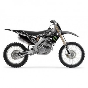One MONSTER Kit inc. Plastics CRF 250 10-13 10