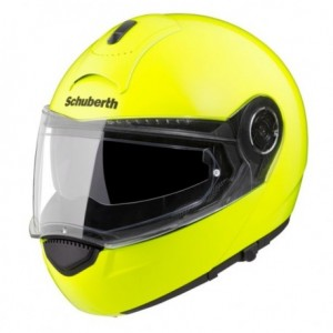 SCHUBERTH C3 helmet Flue Yellow
