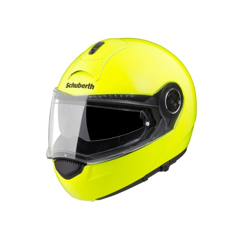 SCHUBERTH C3 helmet Flue Yellow