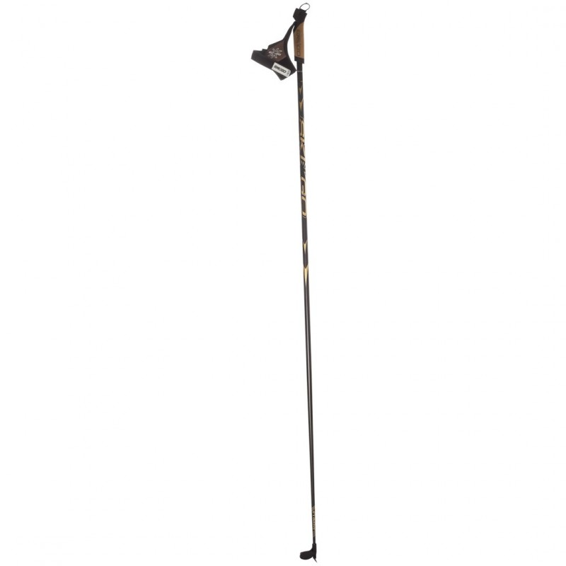Skigo Racing pole black gold