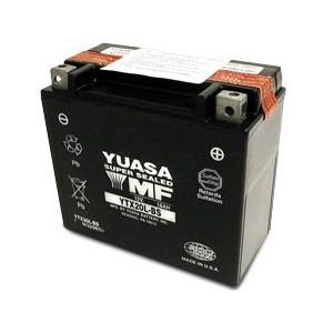 Yuasa battery, YTX20L-BS (cp)