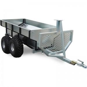 Forest 1500 ATV metsaveohaagis kastiga