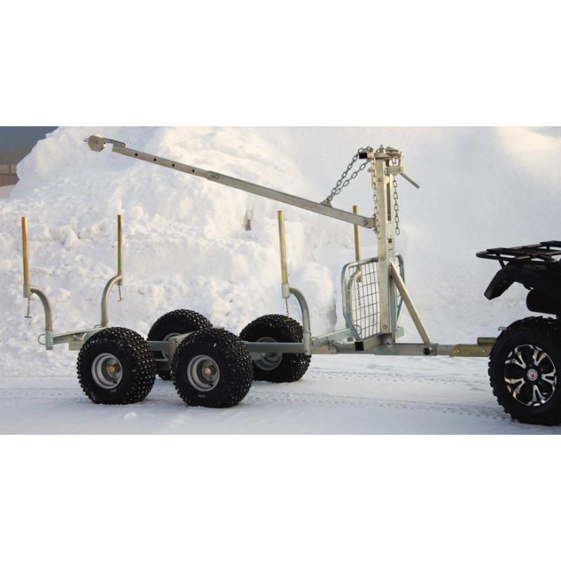 ATV metsaveohaagis Forest 750