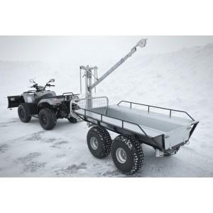 Forest 900 ATV metsaveohaagis