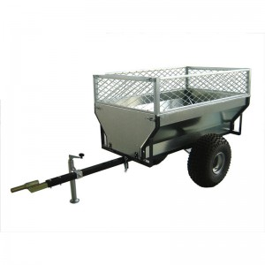 ATV haagise Farmer 540/550 portekõrgendused
