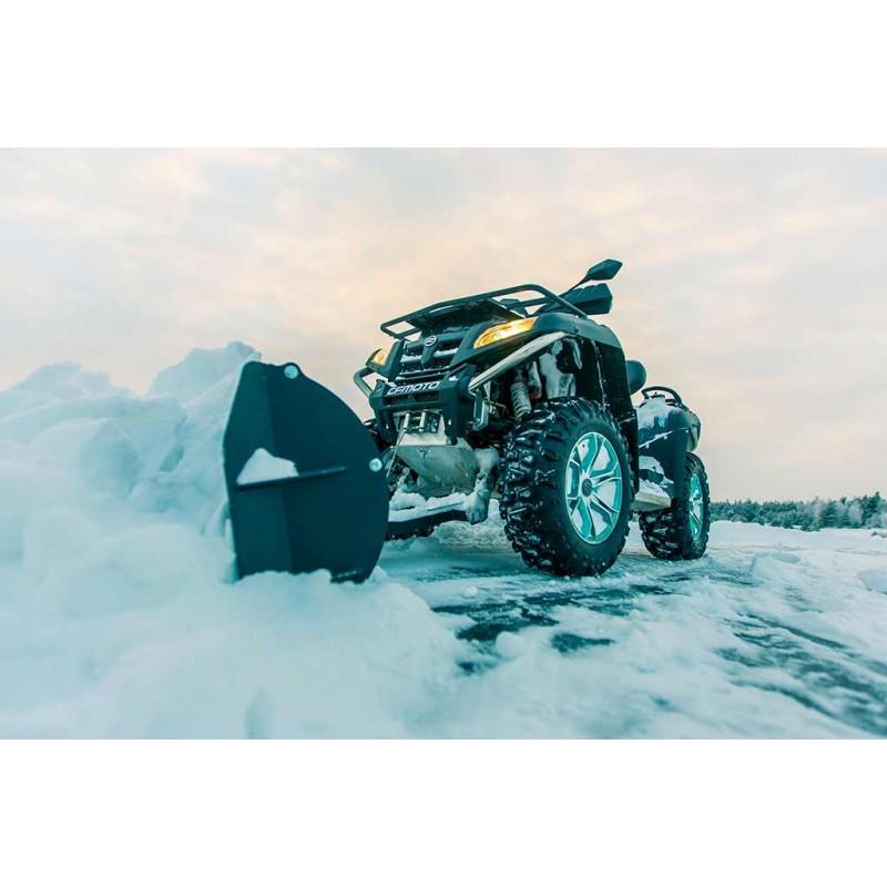 ATV sahk 150cm + TASUTA kinnitusplaat Iron Baltic