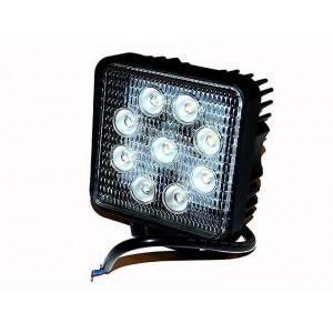 Töötuli 9 LED M+ 27W