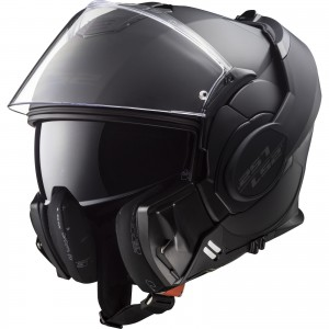 UUS! LS2 FF399 Valiant Noir 180° kiiver