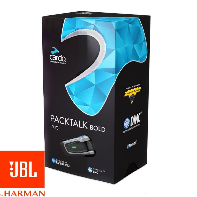 Sidevahend Cardo Packtalk Bold Single JBL