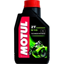 Motul 510 2T Technosynthese 1L