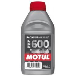 Motul RBF 600 Factory Line 312°C DOT4 Pidurivedelik 500ml