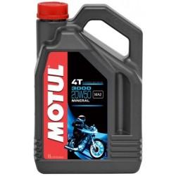 Motul 3000 4T 20W50 mineraalõli 4L