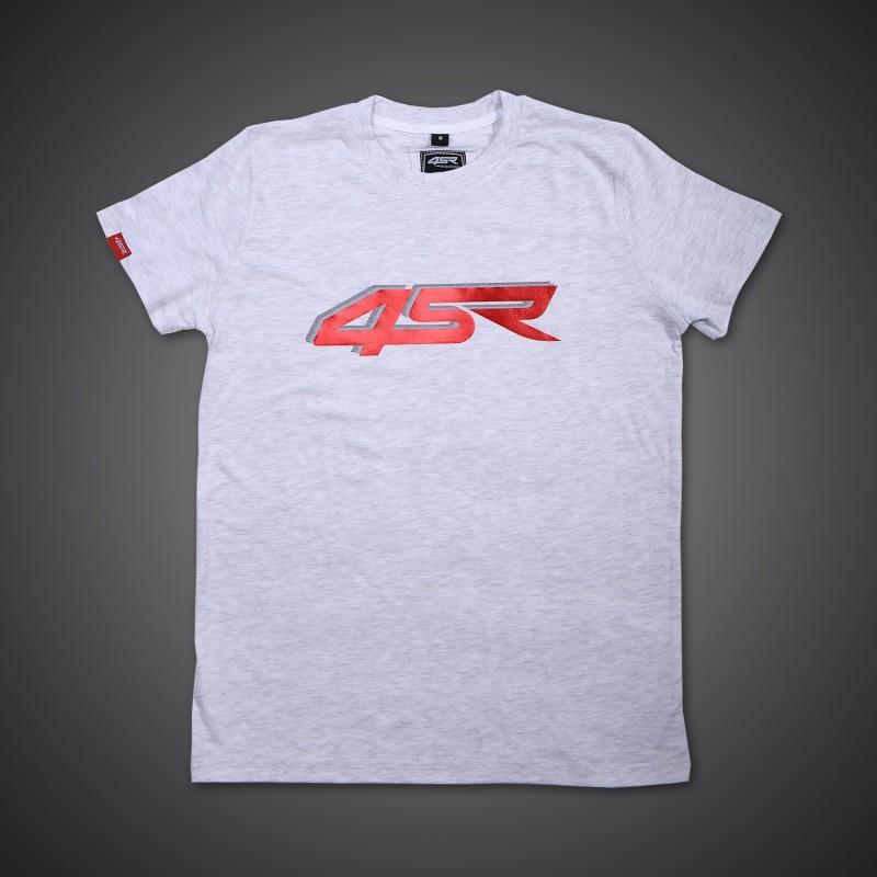 T-särk 4SR Red Metal / M & L
