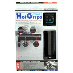 Oxford HEATED Touring grips