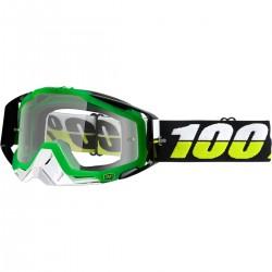 100% Racecraft Simbad Clear krossiprillid