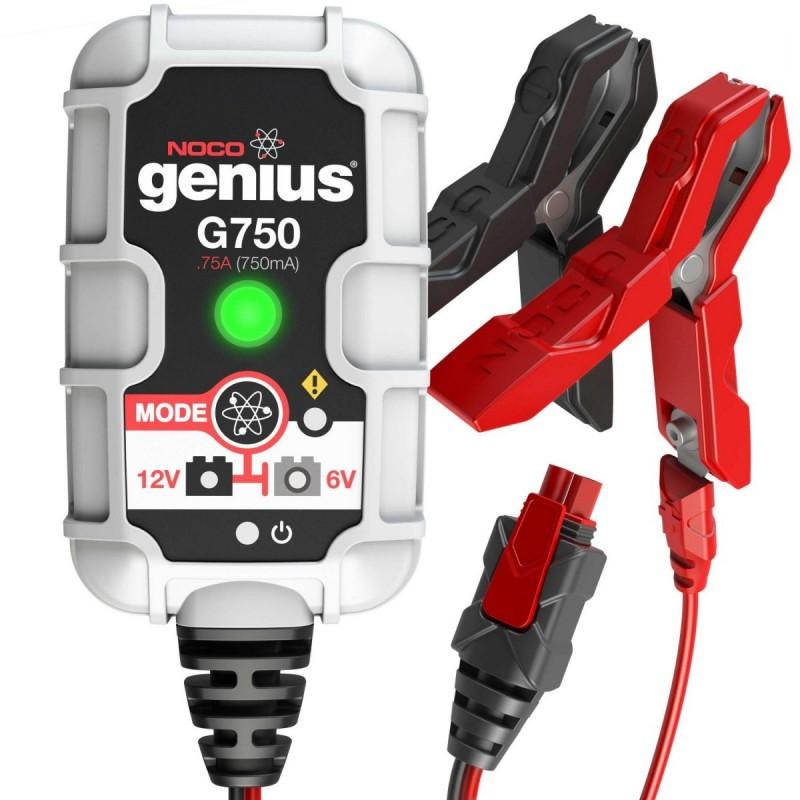 Akulaadija NOCO G750EU, 6V/12V 0.75A IP60