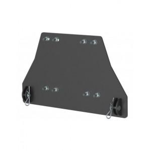 Saha adapter/kinnitusplaat CF Moto 800-2 ATV