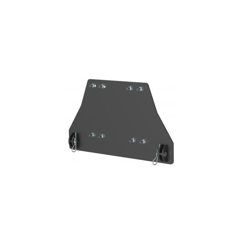 CF Moto 800-2 ATV saha adapter/kinnitusplaat 03.3700