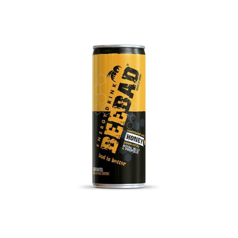 Energiajook BEEBAD® 250 ml + pant