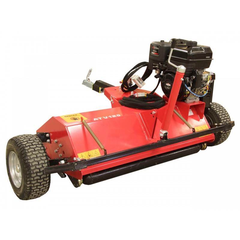 ATV Hooldusniiduk Briggs & Stratton 14 HP elektristarteriga