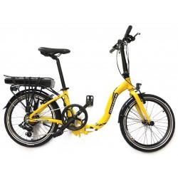 Elektrijalgratas E-City kokkupandav