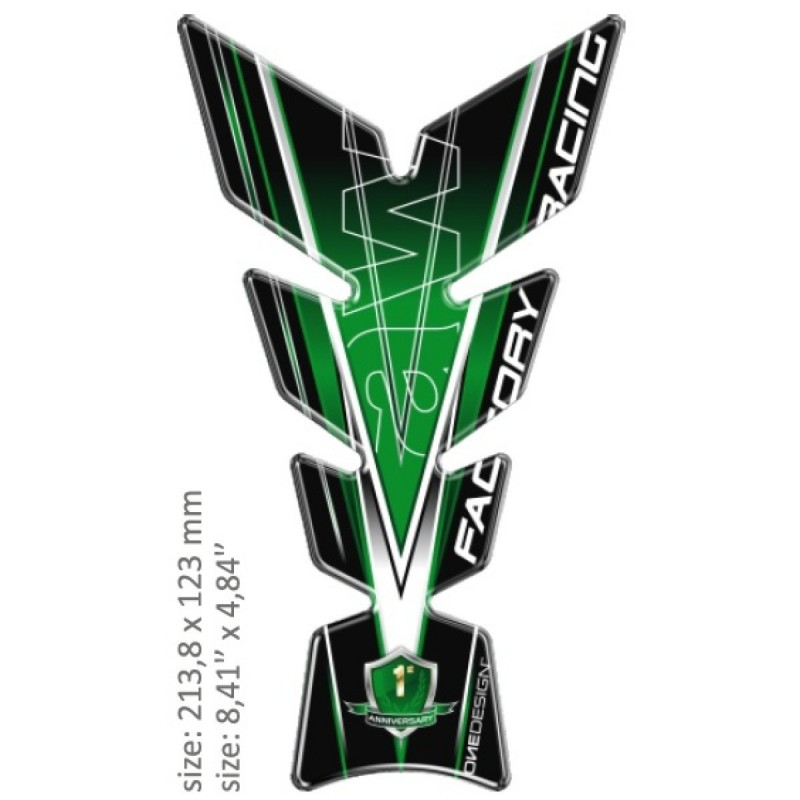 Paagikaitse Onedesign Gel Kawasaki