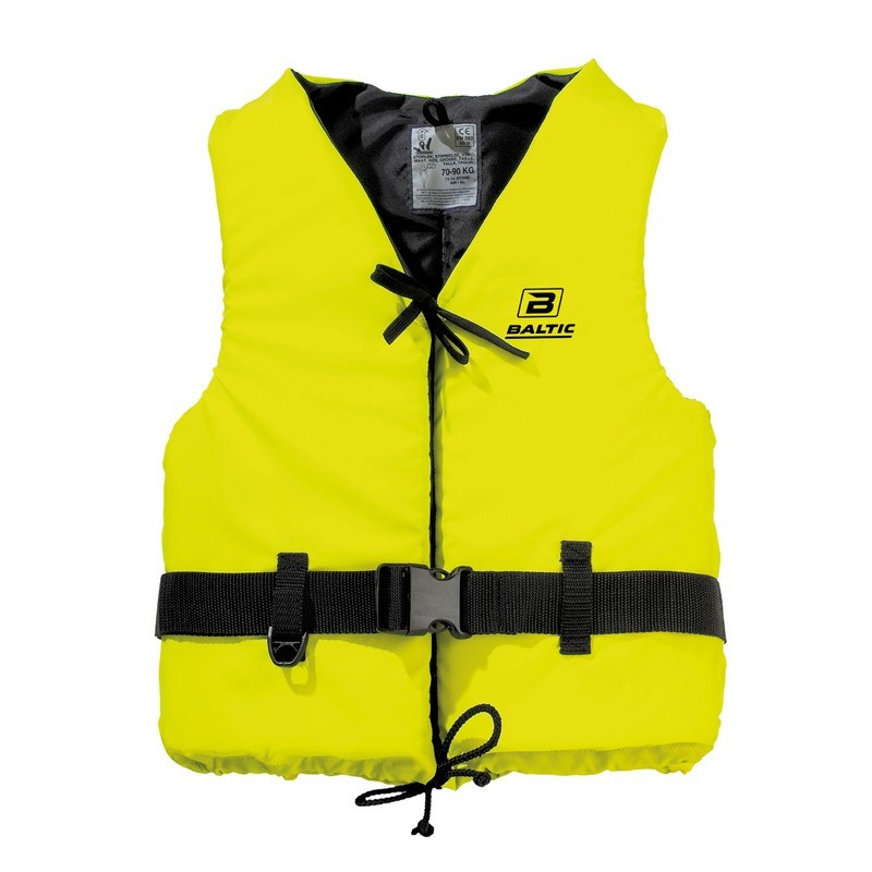 Baltic Aqua buoyancy aid vest UV-yellow